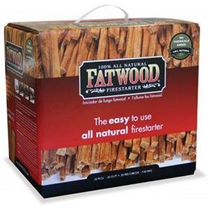 Uniflame 10 Pounds Fatwood in Color Carton