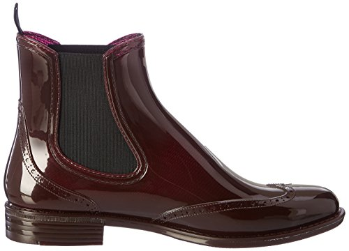 Bockstiegel Womens Chelsea Wellington Boots burgundy 75lsPuznd