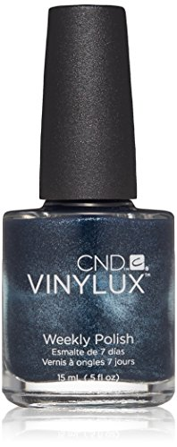 CND Vinylux Weekly Nail Polish, Midnight Swim, .5 (Midnight Nail Lacquer)