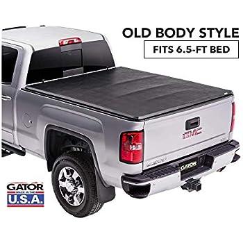 Amazon Com Gator Etx Soft Tri Fold Truck Bed Tonneau