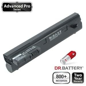 Dr Battery Advanced Pro Series batería de repuesto para portátiles Compaq Mini 110c-1000 (4400 mah) 800 ciclos de recarga 2 año de garantía.