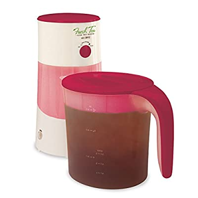 Mr. Coffee Tm70w Iced Tea Maker 3-qt. Watermelon