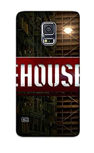 Protection Case For Galaxy S5 / Case Cover For Galaxy(warehouse 13)