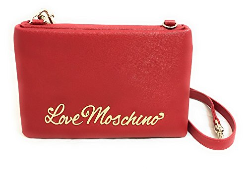 love moschino borsa a tracolla JC4248PP04KERED