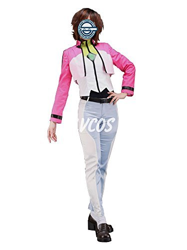 Lvcos Gundam 00 Fueruto Uniform Cosplay Costume -