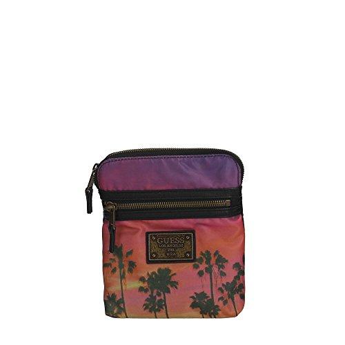 Hm3021-pol72 Guess Handbag Shoulder Bag Man Plo