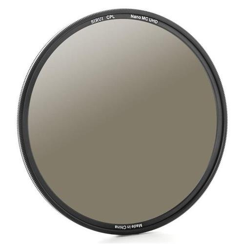 Sirui 77mm Ultra Slim S-Pro Nano MC Circular Polarizer - Polarizing Meaning