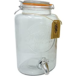 5 Litre Drinks Dispenser with Steel Spigot