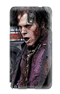 Justin Landes's Shop Best Cute Appearance Cover/tpu The Walking Dead Case For Galaxy Note 3
