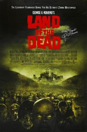 Land Of The Dead Movie Poster 24x36
