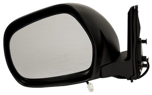 4runner Side Mirror View (OE Replacement Toyota 4-Runner Driver Side Mirror Outside Rear View (Partslink Number TO1320202))