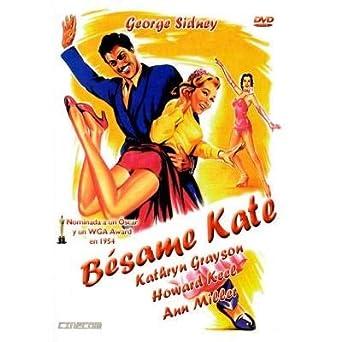 Bésame Kate / Kiss Me Kate (1953): Amazon.es: Kathryn Grayson ...