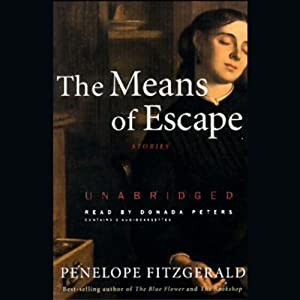 The Means of Escape Audiobook