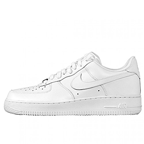 Nike Air Force 1 White - NIKE MENS AIR FORCE ONE SNEAKER (SIZES 7-14) White - Footwear/Sneakers 10