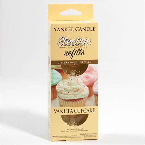 Yankee Candle Vanilla Cupcake Electric Fragrancer Refill