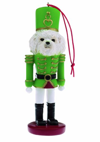 E&S Pets 35358-4 Soldier Dogs - Nutcracker Dog