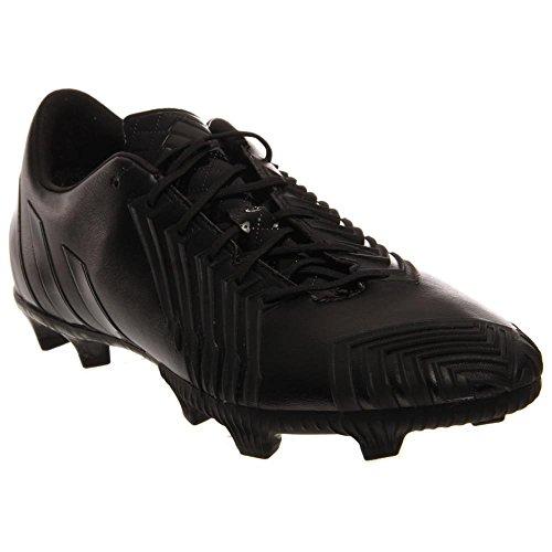 adidas Men's Predator Instinct Black Pack Firm-Ground Soccer Cleats (8)