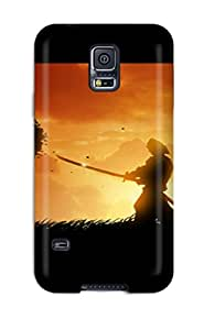 Eric Loeb Snap On Hard Case Cover Katana Protector For Galaxy S5