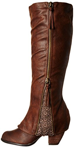 Not Rated Women's Sassy Classy Winter Boot - AB Ankle Boot