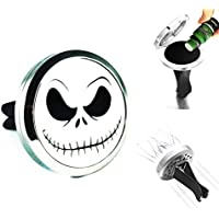 The Nightmare Before Christmas jack skellington Car Air Freshener Diffuser Vent Clip Locket Aromatherapy Essential Oils Great For Travel Pads included