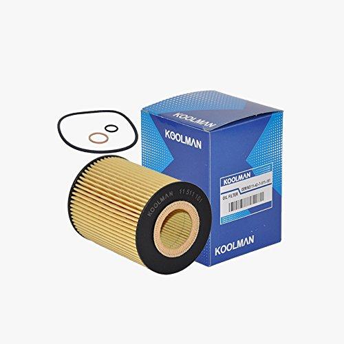 545i oil filter - 8