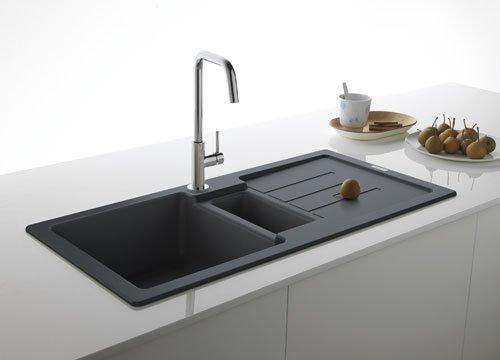franke strata stg 651 86 beige granit sp le k chensp le einbau sp le man bedien. Black Bedroom Furniture Sets. Home Design Ideas