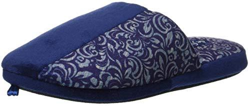 Chaussons Blu Bleu fonseca W441 Roma Ouvert à Top de Scuro Femme Talon wgqCdI