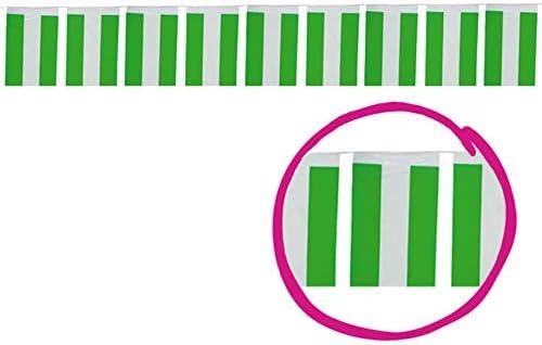 Bolsa de 50 mts. bandera Andaluza de plástico de 20x30 cm