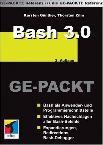 Bash 3.0 GE-PACKT