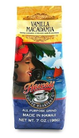 Hawaii Roasters - Hawaii Coffee Roasters Co. (Vanilla Macadamia)
