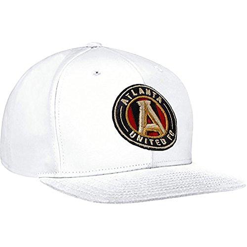 f04eaecd inexpensive adidas mens atlanta united fc structured flex cap 21e22 d2df6;  closeout atlanta united fitted hat b0f45 2f9ab