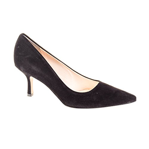 Kennel & Schmenger Damen Pumps Wildleder Schwarz