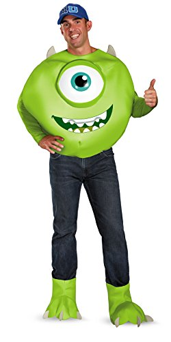 Disney Disguise Men's Pixar Monsters University