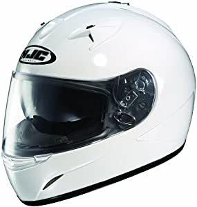 HJC Helmets IS-16 Helmet (White, X-Small)