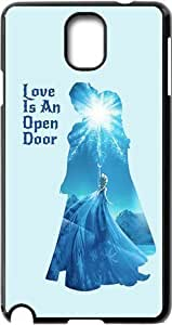 Disney Frozen For Samsung Galaxy Note 2 Cover ( ) Case Cover - Disney Frozen For Samsung Galaxy Note 2 Cover Hard Plastic Case Cover