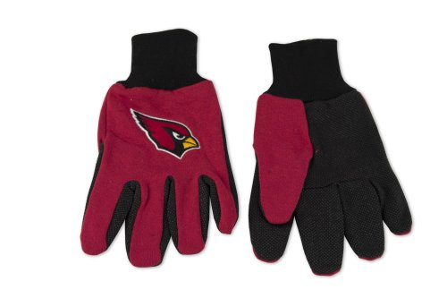 NFL Arizona Cardinals Two-Tone Gloves ()