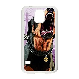grand theft auto v Samsung Galaxy S5 Cell Phone Case White Gimcrack z10zhzh-3295937