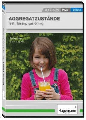 Aggregatzustände - Fest - Flüssig - Gasförmig - DVD - Lehrfilm für ...