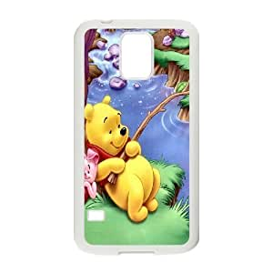 Steve-Brady Phone case Winnie the pooh Protective Case For Samsung Galaxy S5 Pattern-16