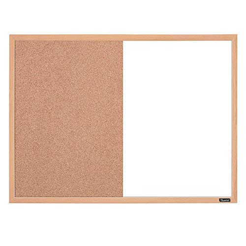 Quartet Combination Whiteboard & Corkboard, 23