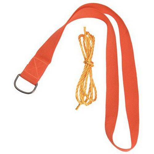 r Deer Drag with Rope, Orange (Deer Box Blind)
