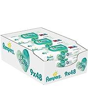 Pampers Aqua Pure vochtige doekjes