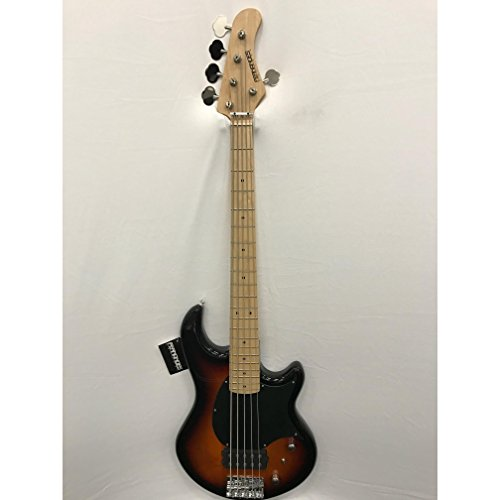 Fernandes Atlas 5X 5 String Electric Bass - Sunburst by Fernandes