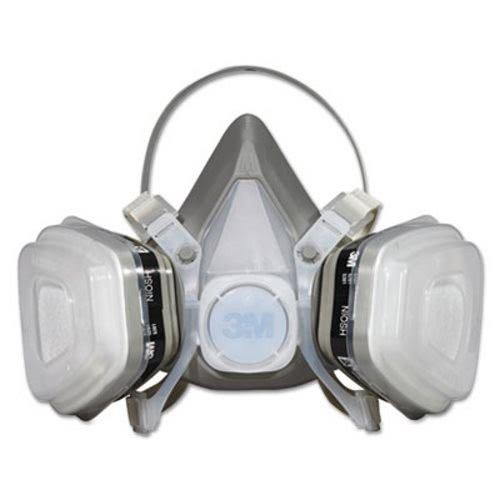 MMM52P71 - 3m Dual Cartridge Respirator Assembly ()