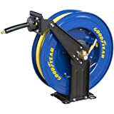 GOODYEAR 46731 3/8-Inch by 50-Feet Retractable Air Hose Reel