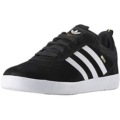 2ca195fbe78 ... Adidas Suciu Adv (core Blackwhitegold Metallic) Skate Shoes-12 ...