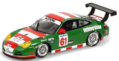 Minichamps 1/43 Scale Diecast 400 056261 - Porsche 911 GT3 Cup 24h Daytona 2005 (Cup Porsche Gt3)