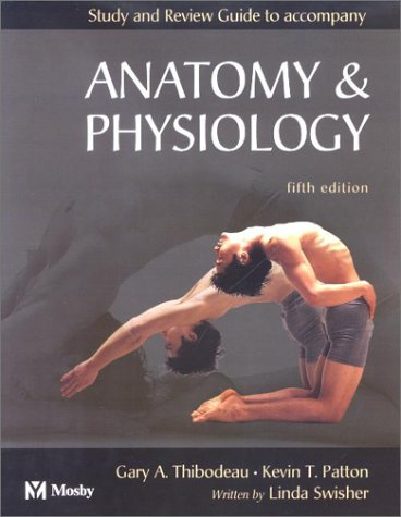 Study and Review Guide to accompany Anatomy & Physiology