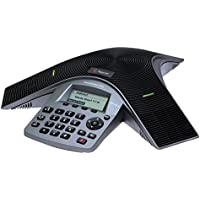 New Polycom 2200-19000-001 SOUNDSTATION DUO CONFERENCE PHONE WITH North America POWER SUPPLY