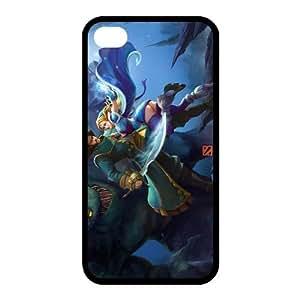 Custom Dota Back case for iphone4,4S JN4S-271